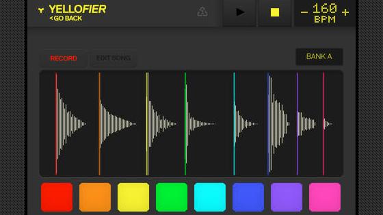 yellofier app screenshot