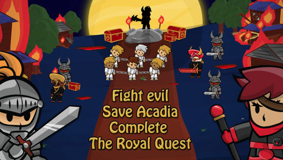 The royal Quest