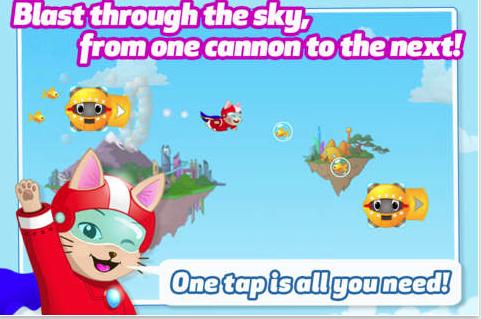 Cannon Cat Screenshot