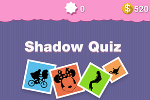 GUESS THE SHADOW QUIZ