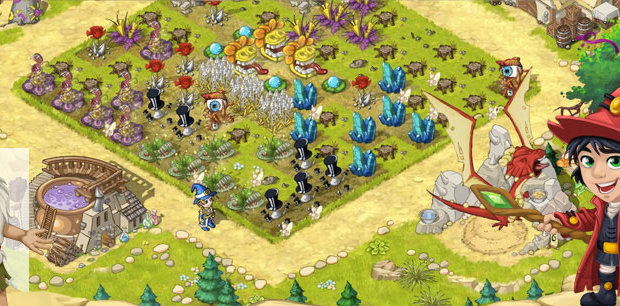 Miramagia Farm Game
