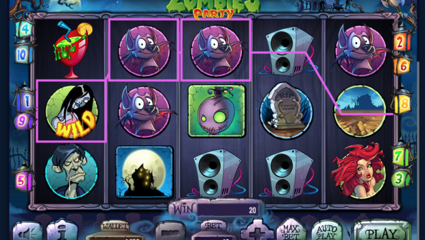 slot.com Zombies Slot Machine